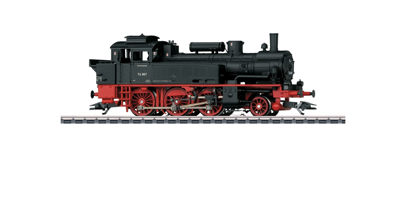 36746 Class 74 Steam Locomotive