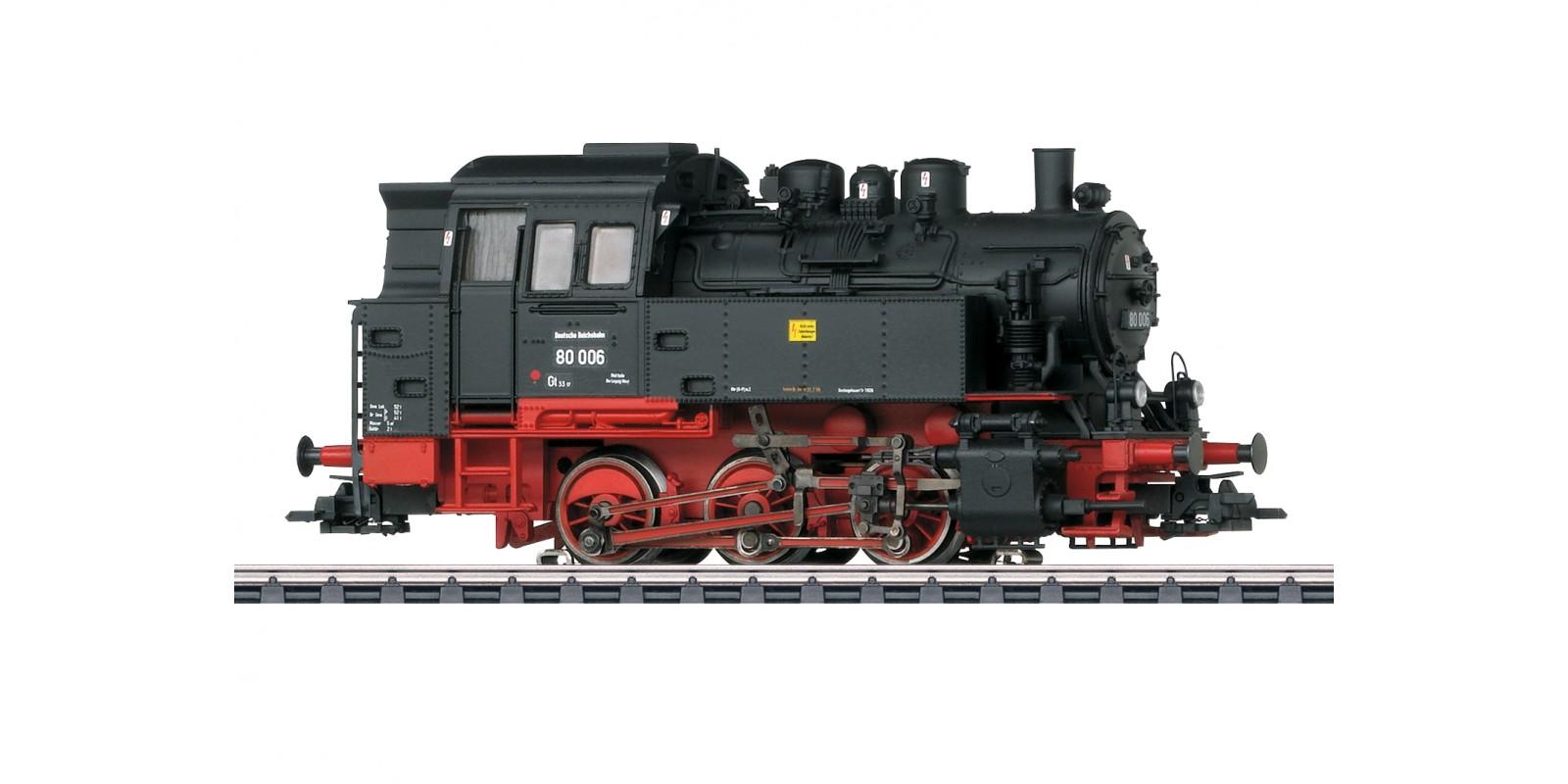 37063 Class 80 Steam Locomotive