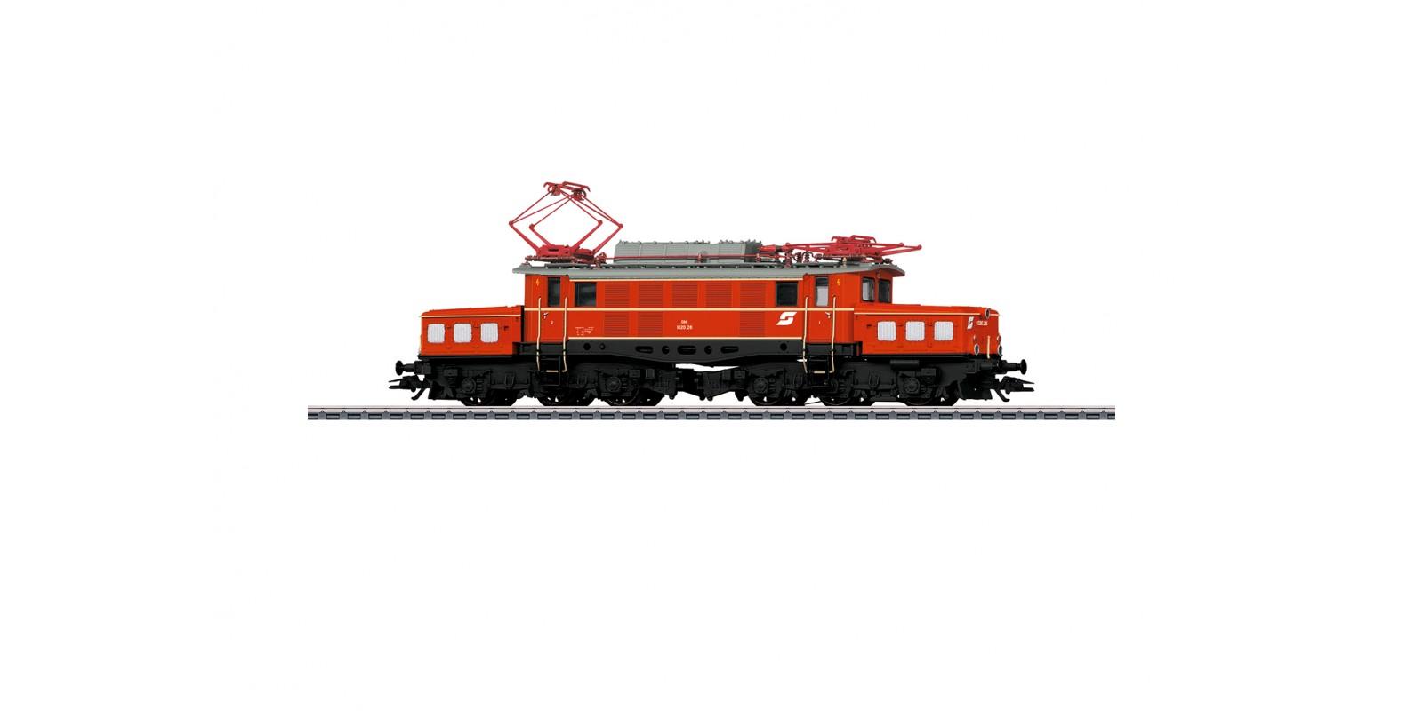 37249 Class 1020 Electric Locomotive