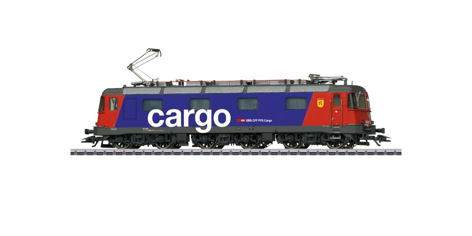 37327 Class Re 620 Electric Locomotive
