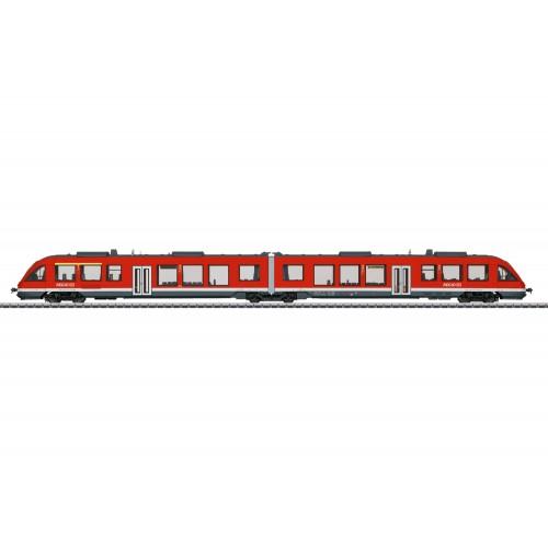 37716 Class 648.2 Diesel Powered Commuter Rail Car