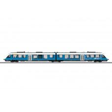 37717 LINT 41 Diesel Powered Commuter Rail Car