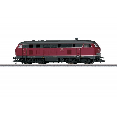 37765 Class 218 Diesel Locomotive