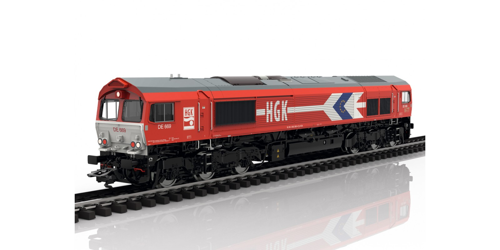 39060 Class 66 Diesel Locomotive
