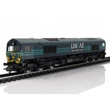 39062 Class 66 Diesel Locomotive