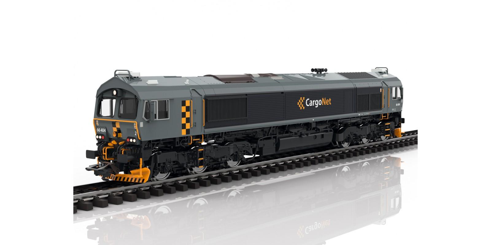 39063 Class 66 Diesel Locomotive