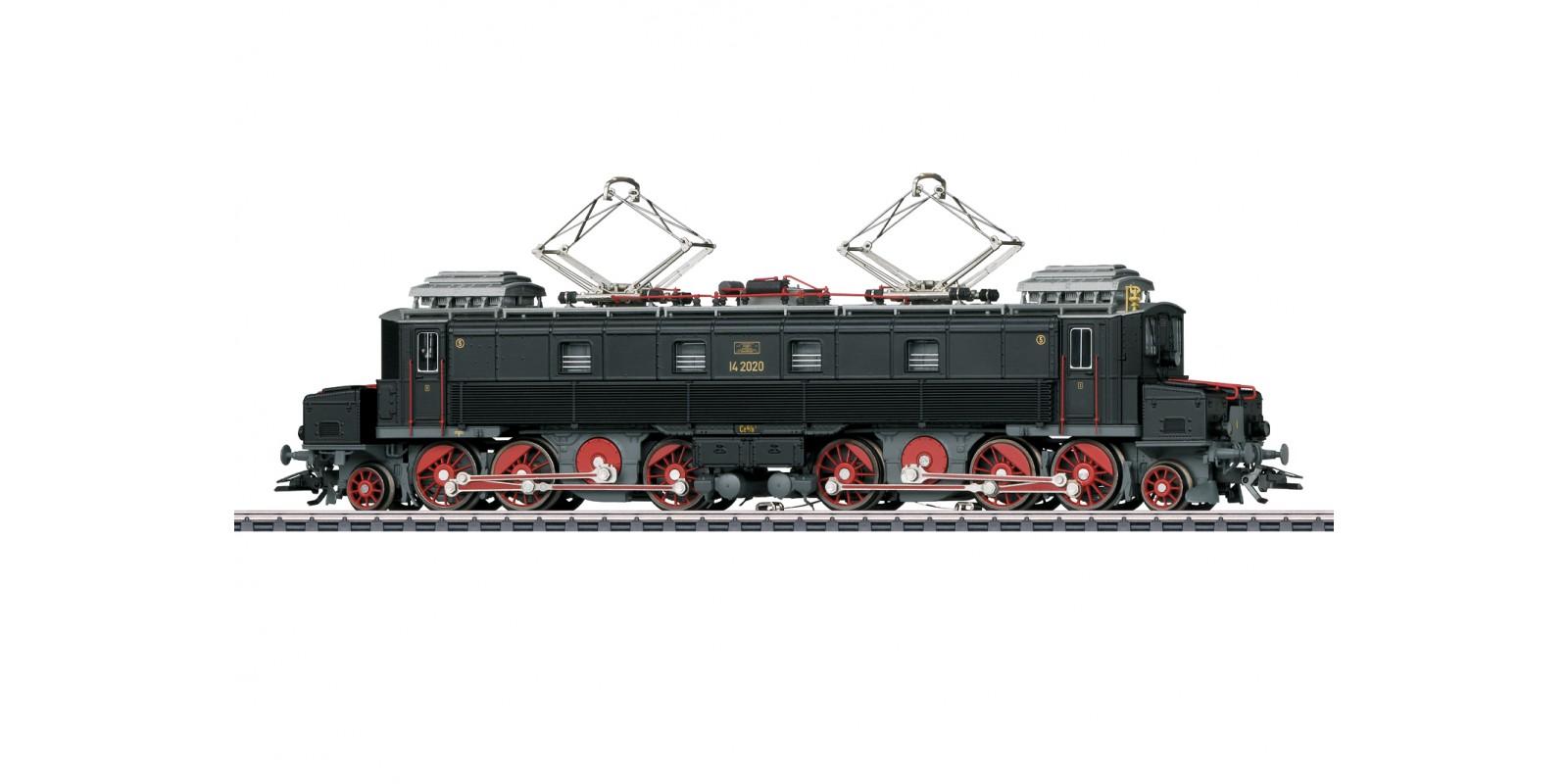 """39523 Class Ce 6/8 I """"Köfferli"""" Electric Locomotive"""