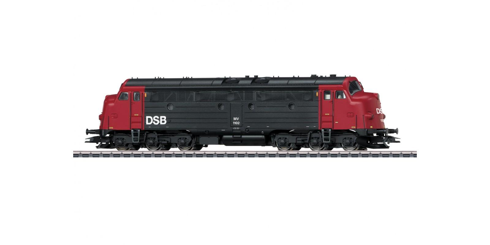 39685 Class MV Diesel Locomotive