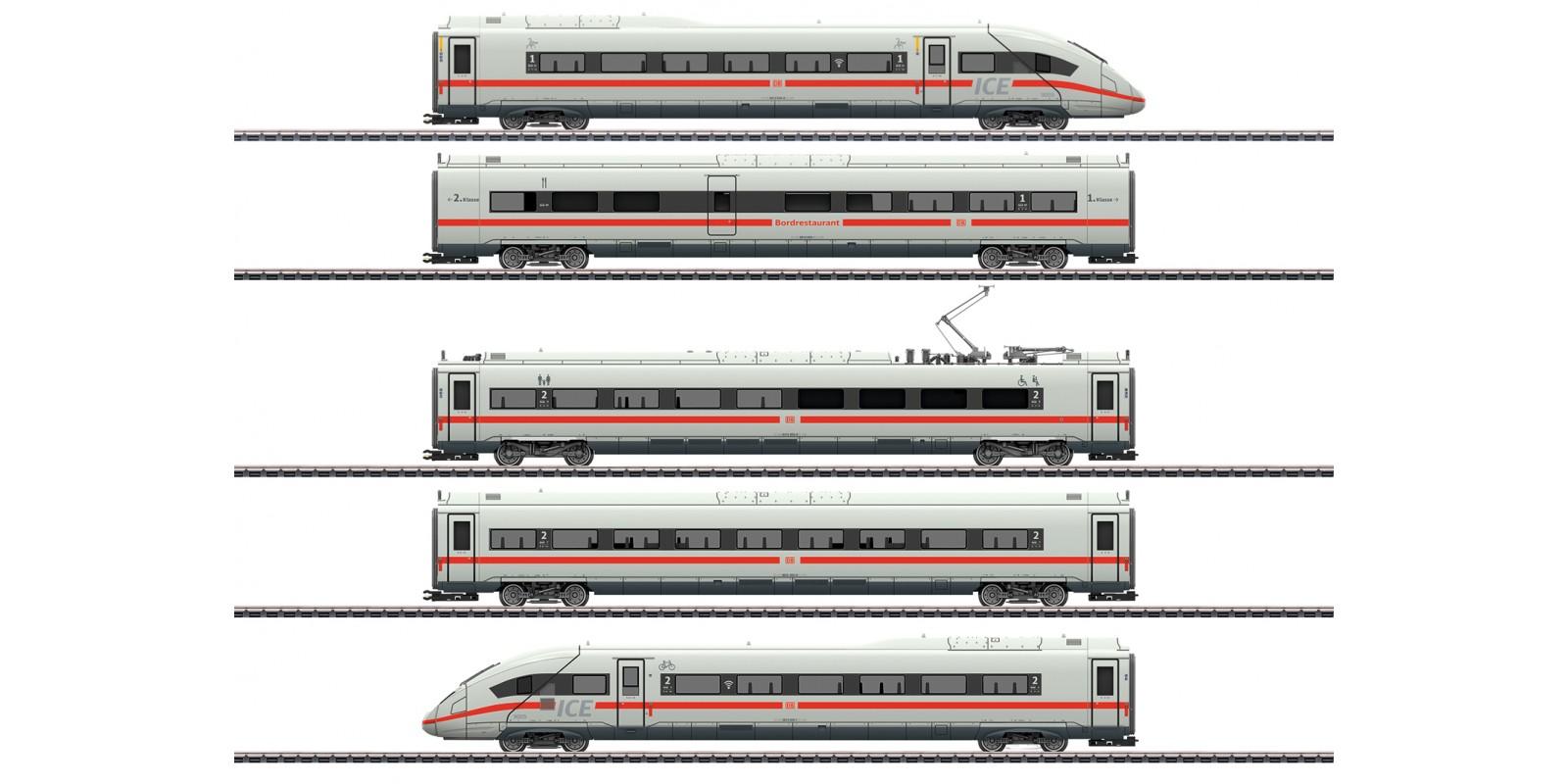 39714 ICE 4 Class 412/812 Powered Railcar Train
