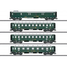 42388 Swiss Old-Timer Passenger Car Set