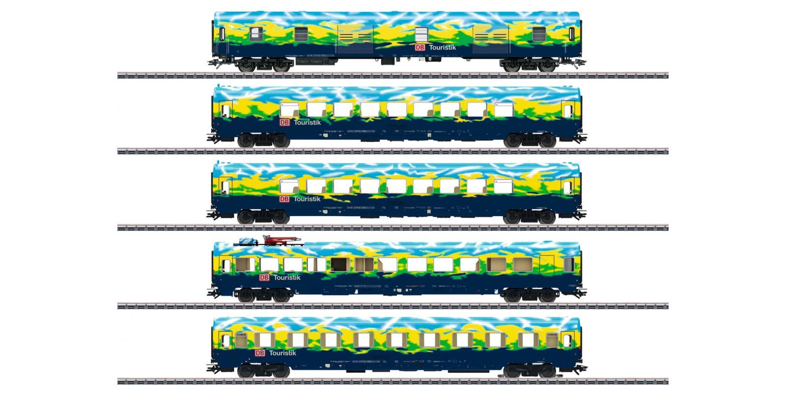 43879 Touristikzug Passenger Car Set