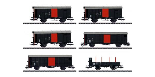 "46050 Freight Car Set for the ""Köfferli"""