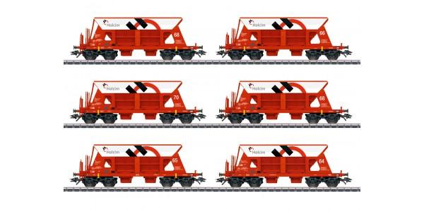46333 Holcim Hopper Car Set