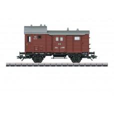 46985 Freight Train Baggage Car