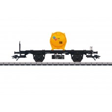 48953 Container Flat Car for Medium Sized Containers