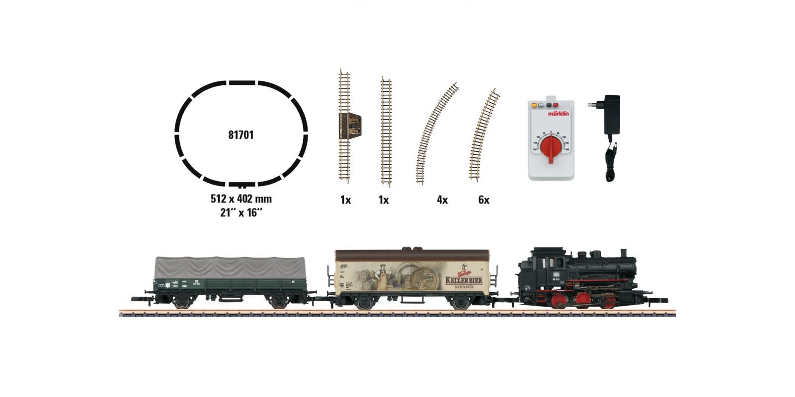 "81701 ""Freight Train"" Starter Set"