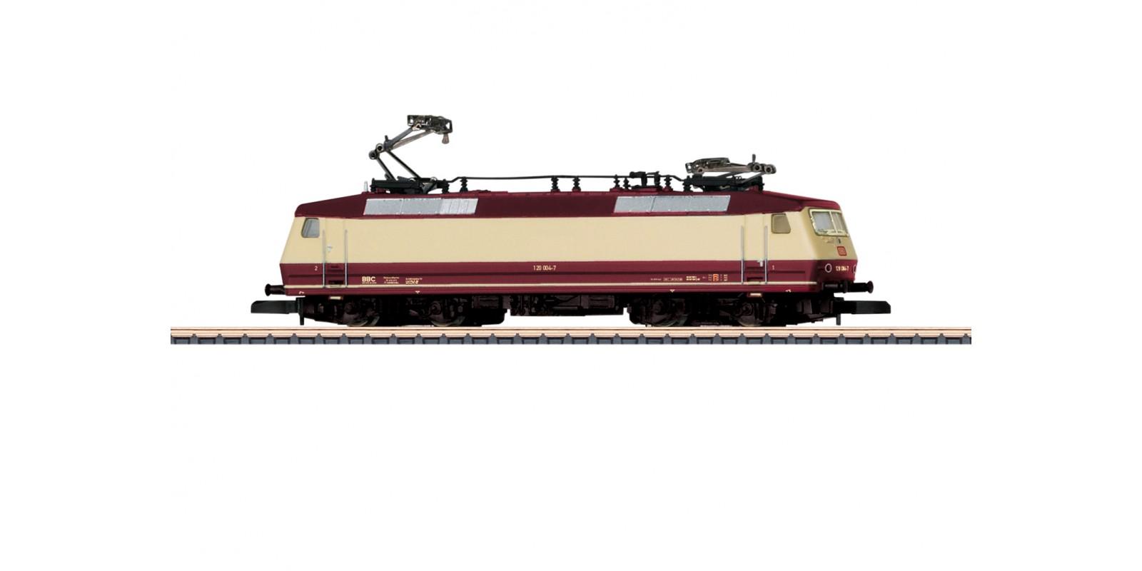 88527 Class 120 Electric Locomotive