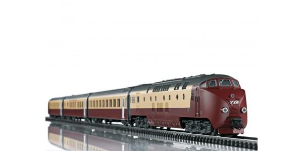 39706 - TEE Diesel Rail Car Train SBB RAm 501 (H0)