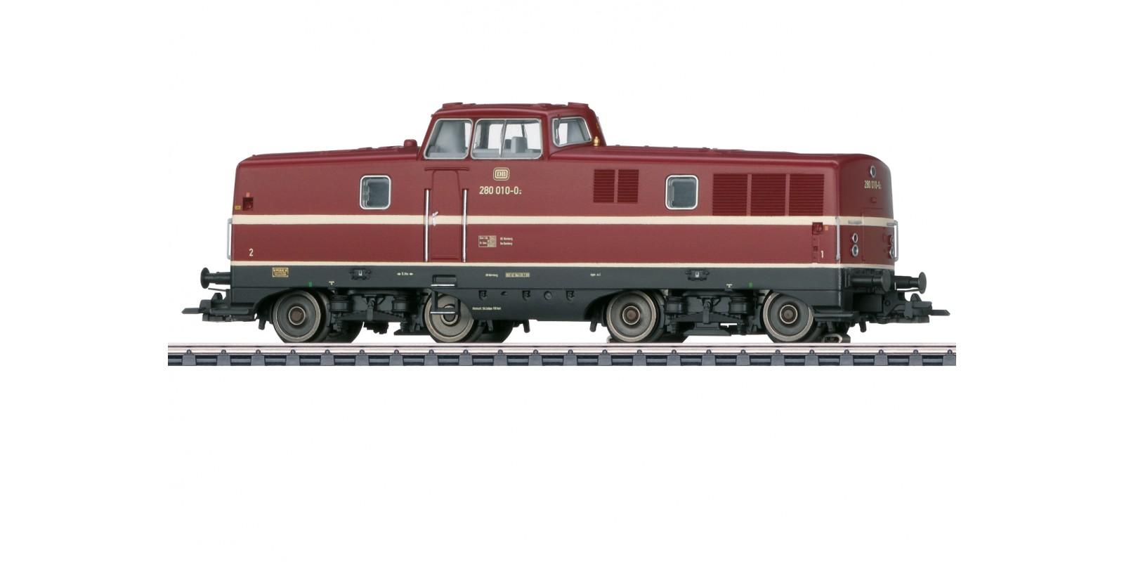 36083 Class 280 Diesel Locomotive
