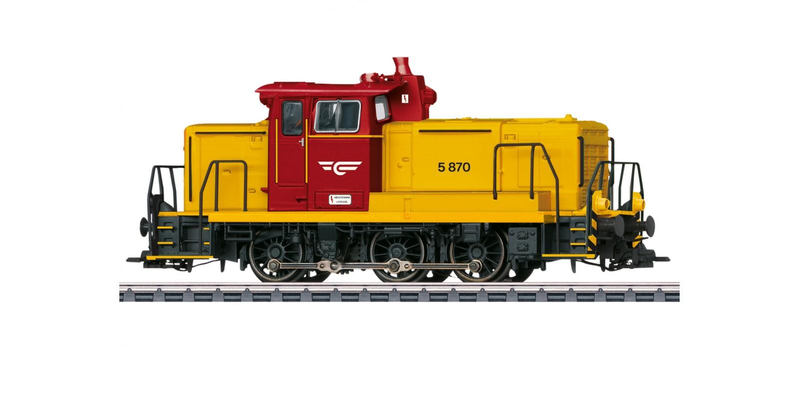 37244 Class Di5 Diesel Locomotive
