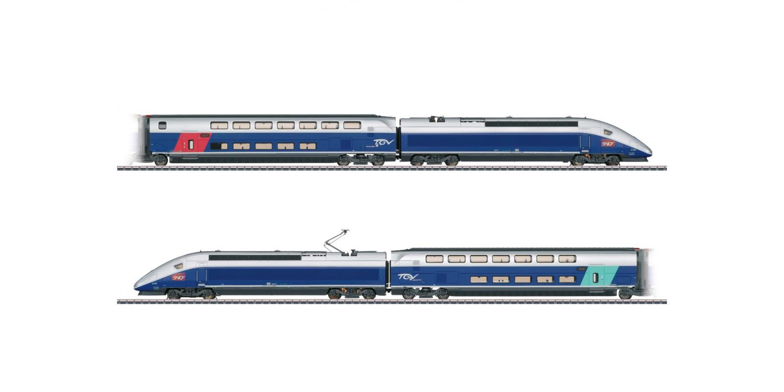 37793 TGV Euroduplex High-Speed Tra