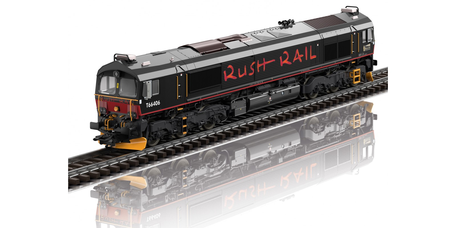 39068 Class 66 Diesel Locomotive
