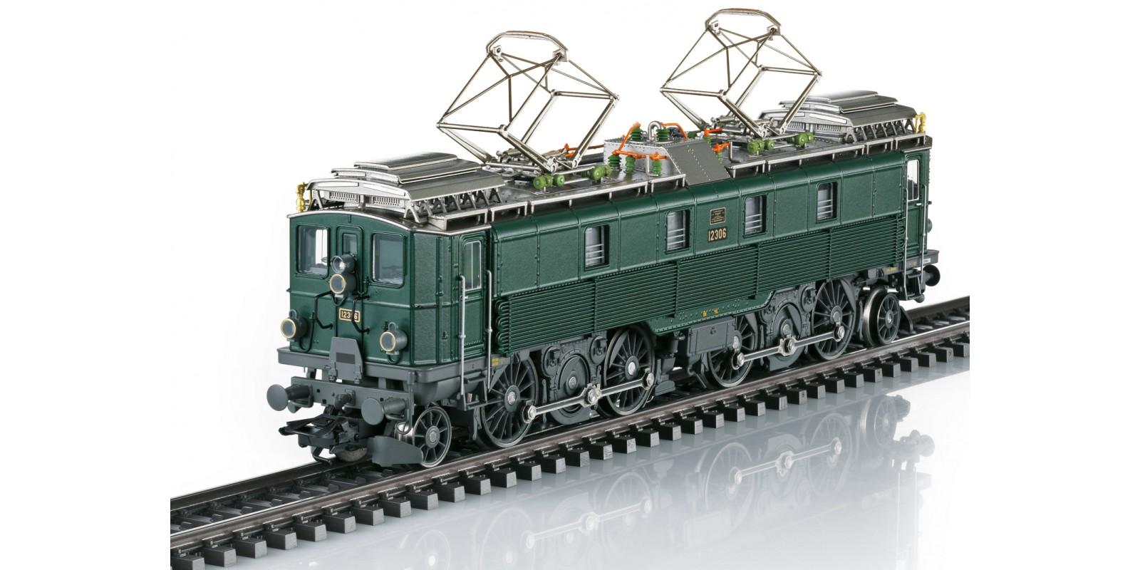 39511 Class Be 4/6 Electric Locomot
