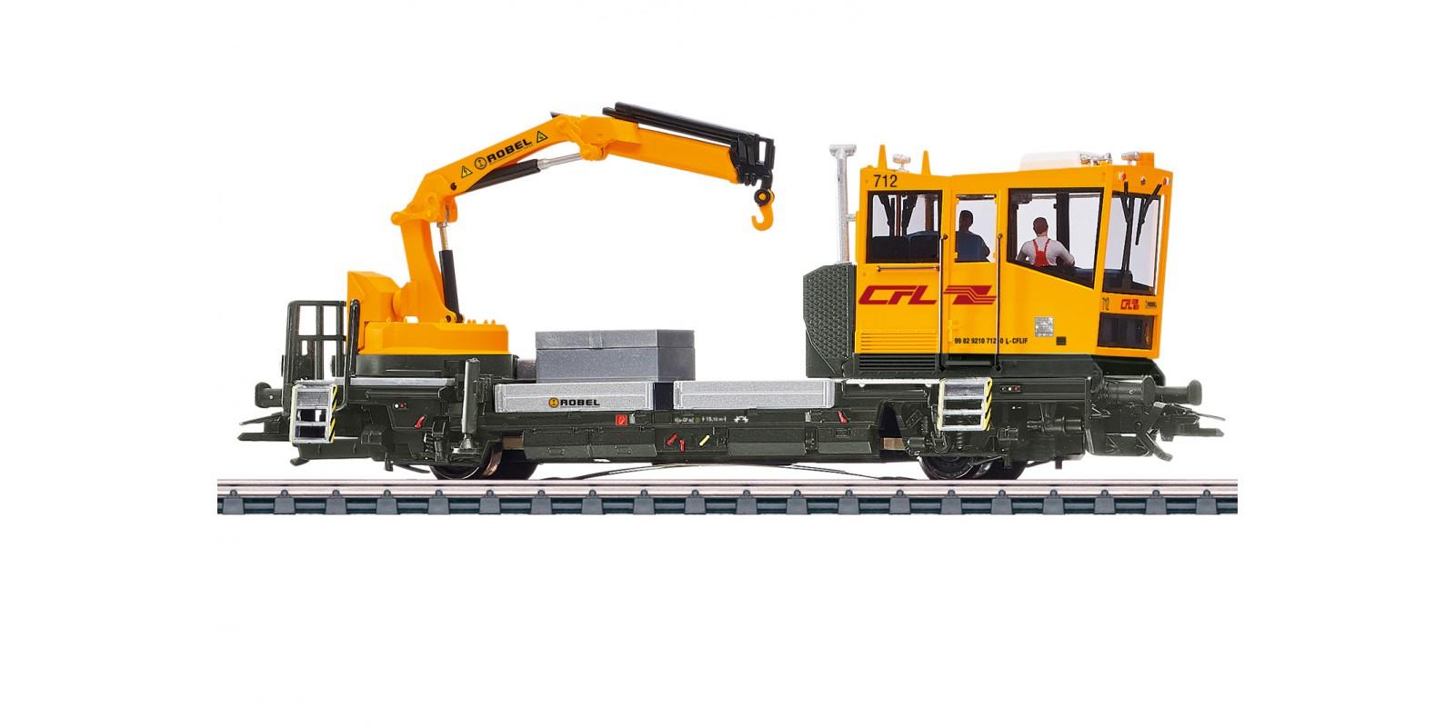 39544 ROBEL Powered Track Car
