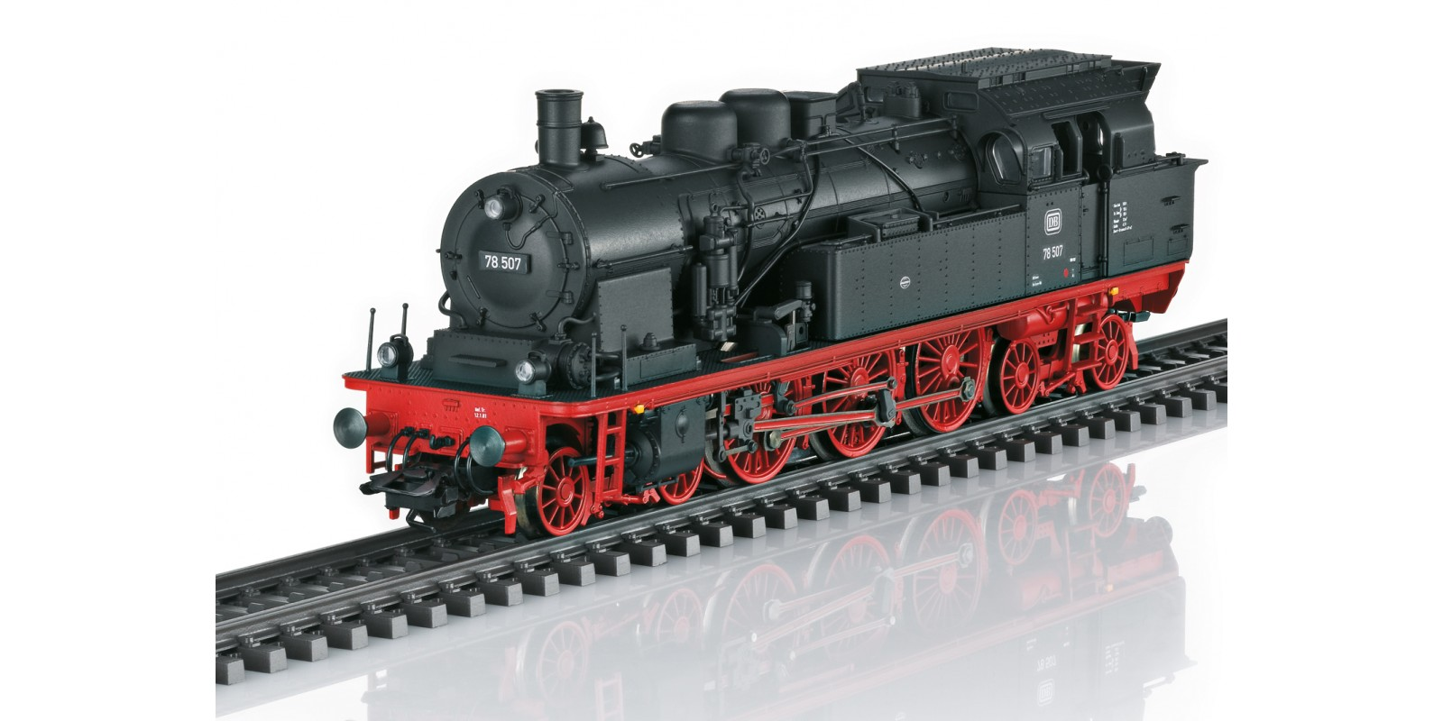 39787 Class 78 Steam Locomotive