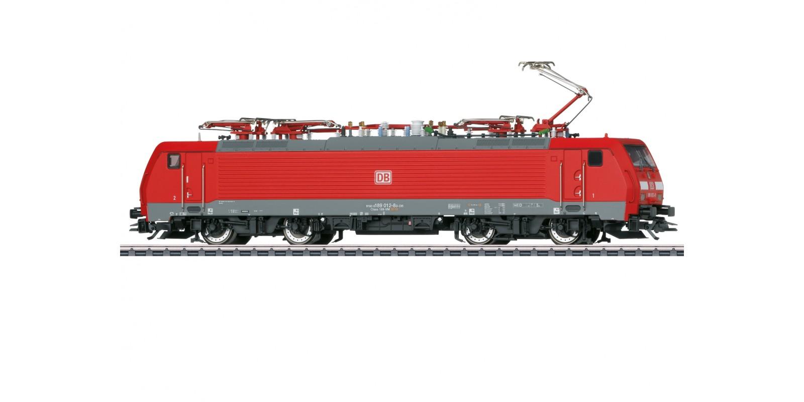 39866 Class 189 Electric Locomotive