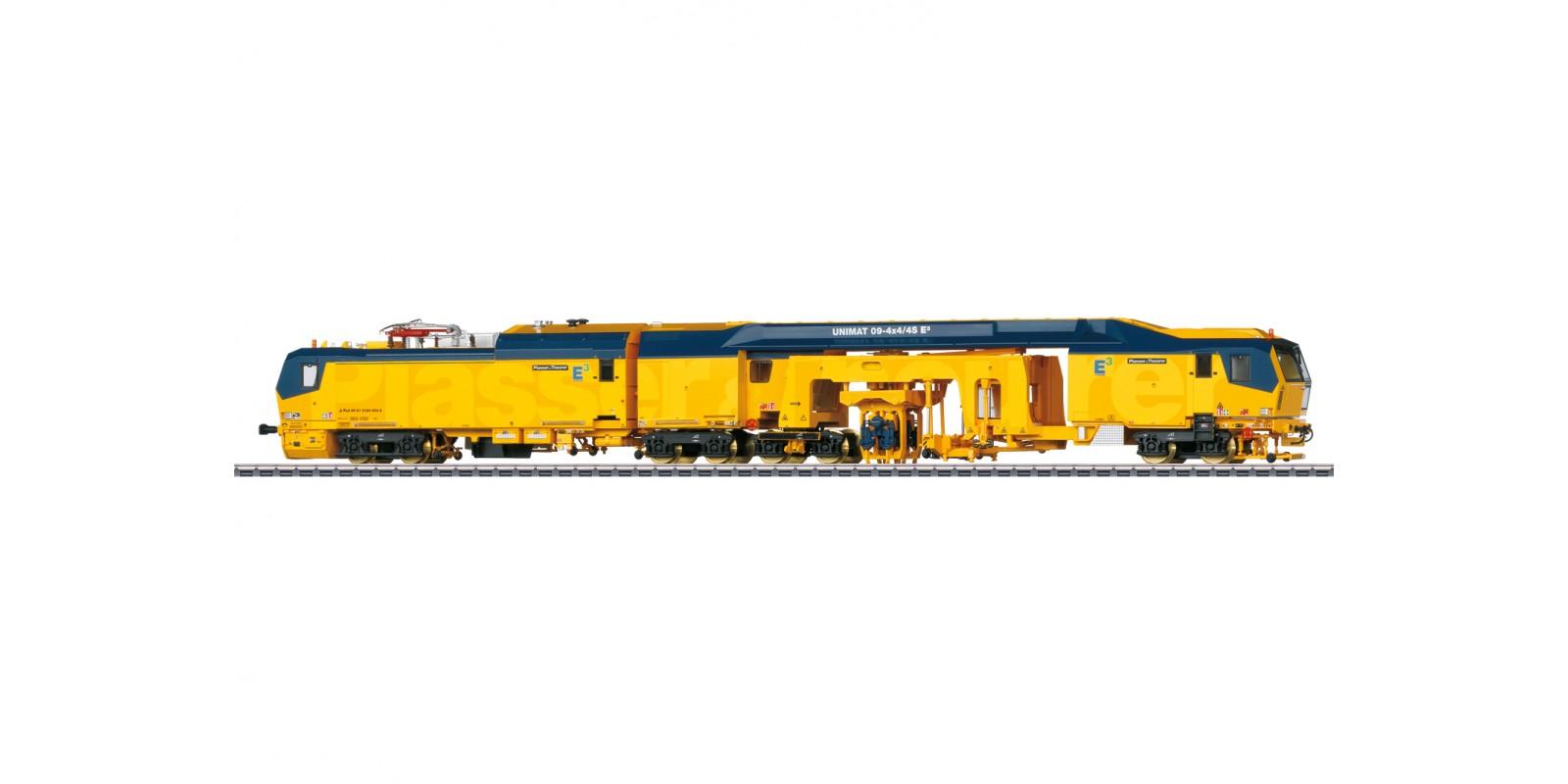 39935 Unimat Ballast Tamping Machin