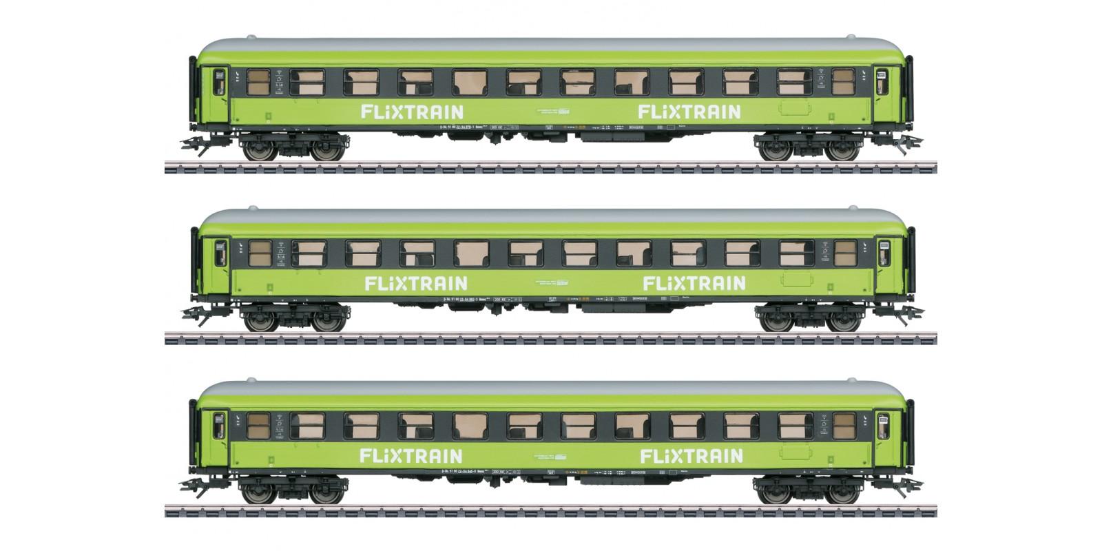 42955 Personenwagen-Set Flixtrain