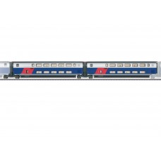 43423 Add-On Car Set 1 for the TGV