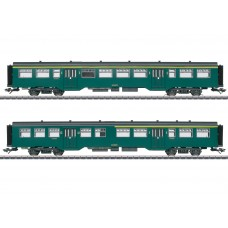 43547 M2 Passenger Car Set