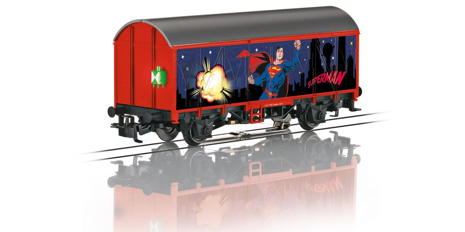 44825 Superman Boxcar