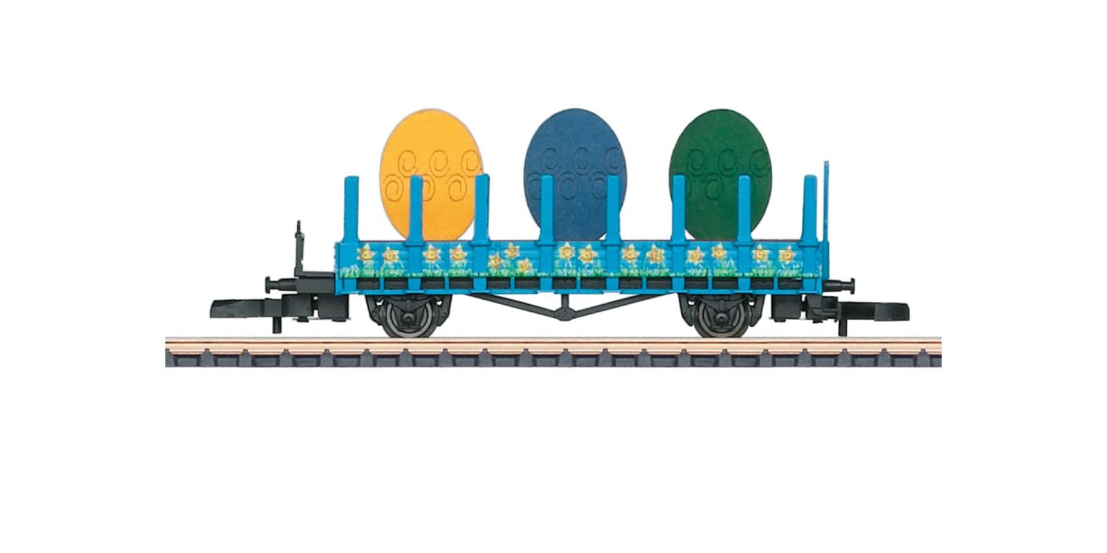 80421 Easter Car for Z Gauge in 202