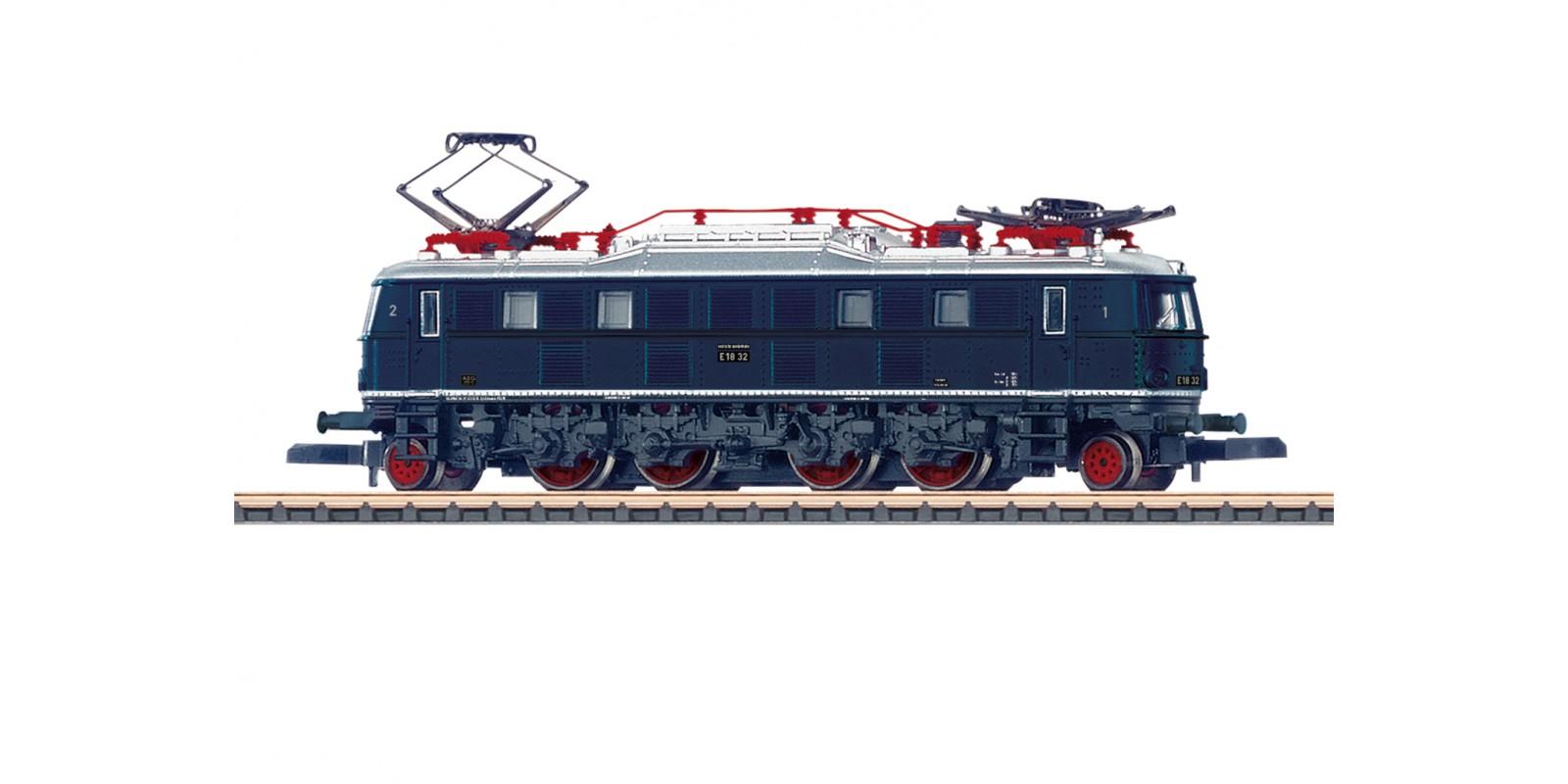 88088 Class E 18 Electric Locomotiv