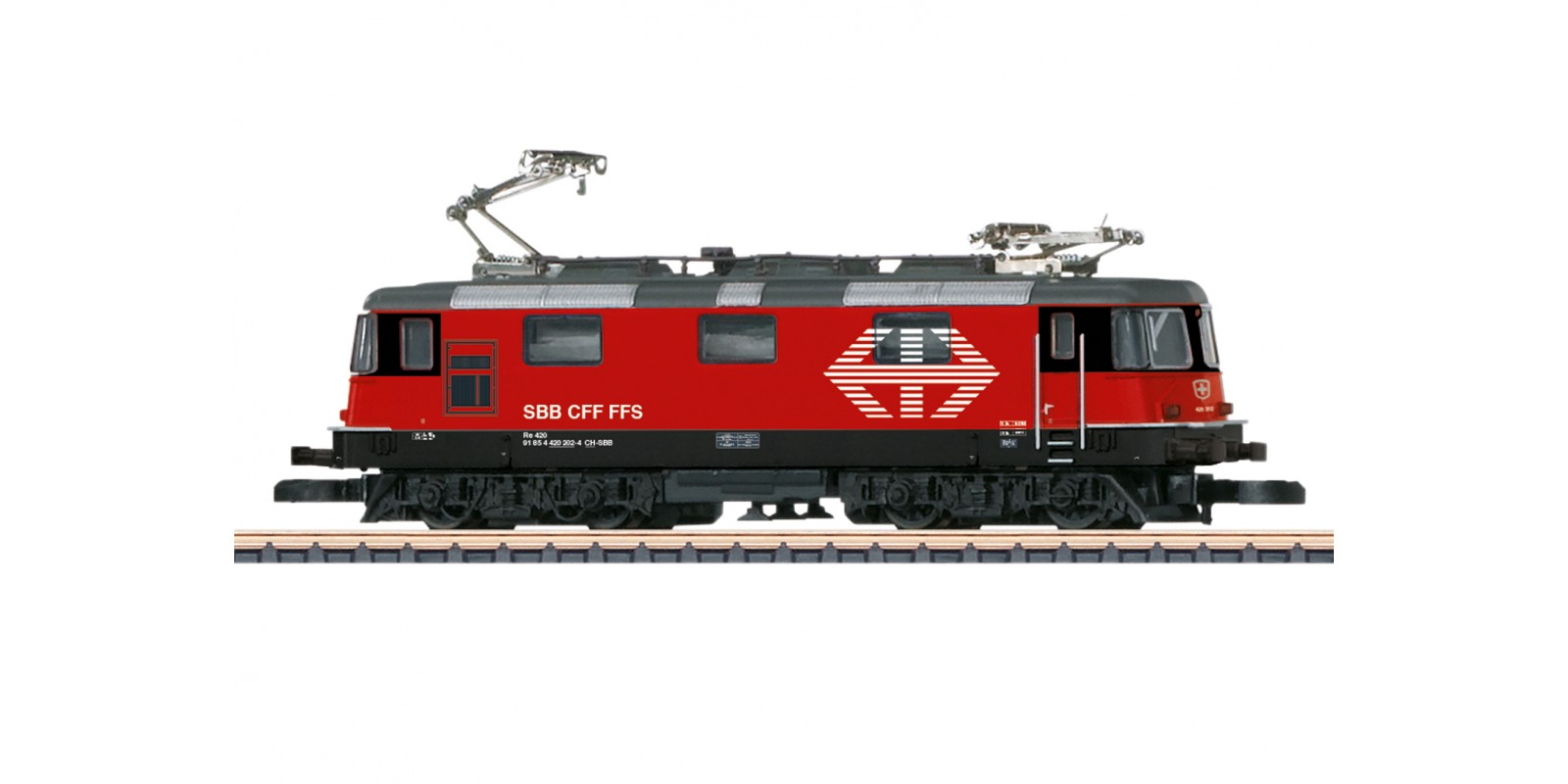 88595 Class Re 420 Electric Locomot