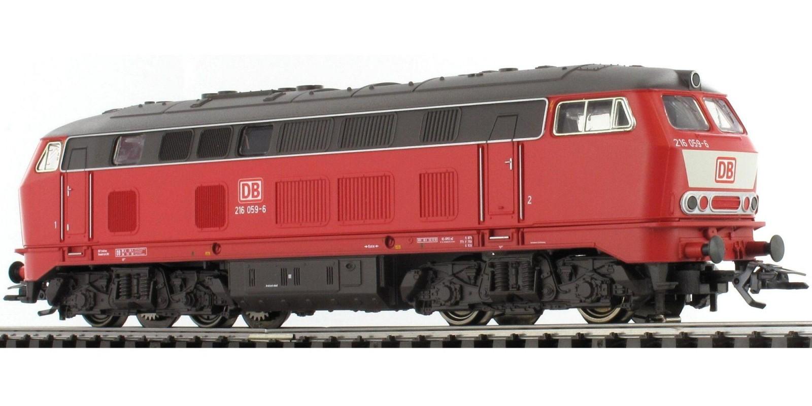 29060_01 Diesel Locomotive BR216 from Starter Set 29060