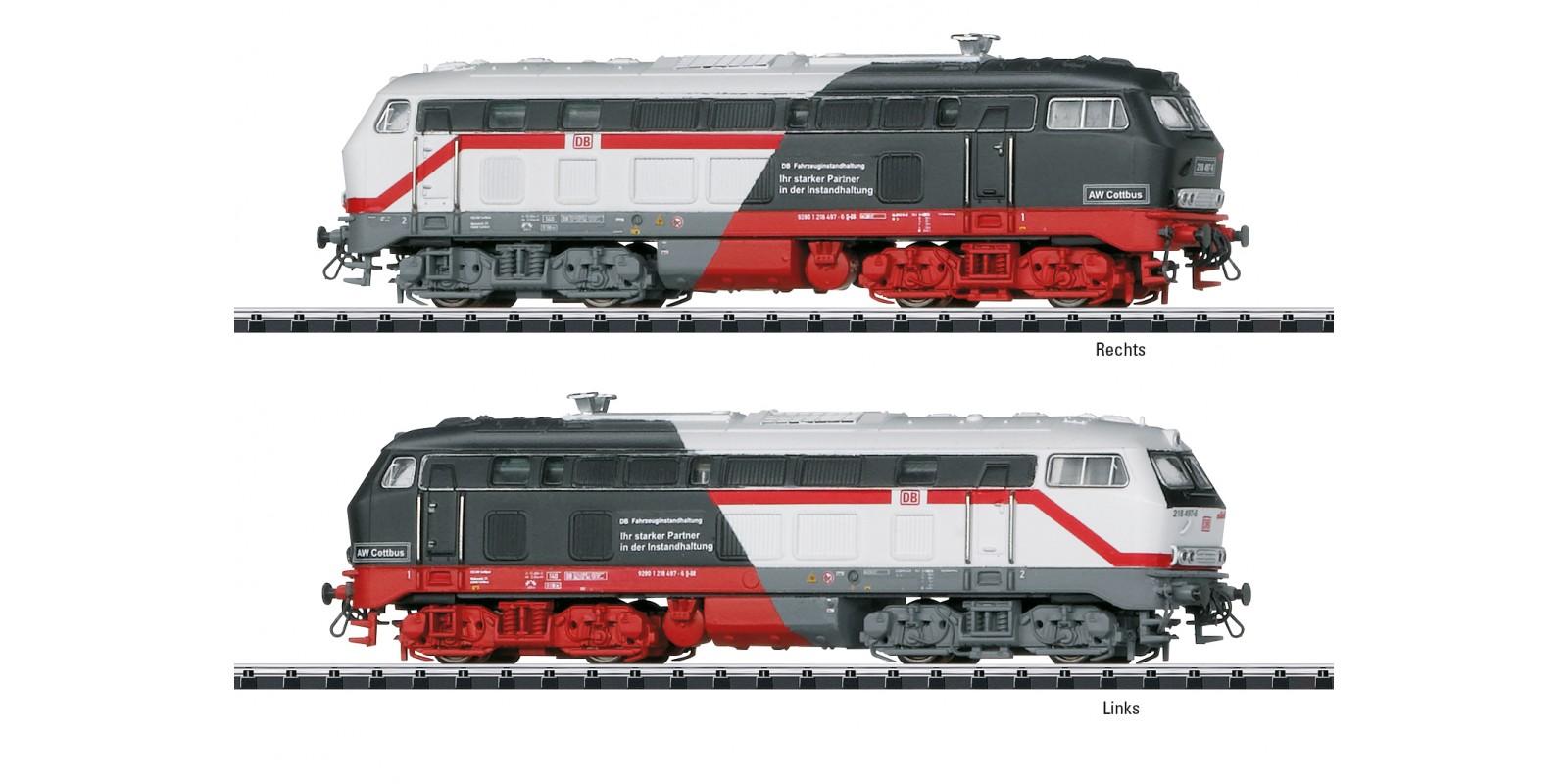 T16825 Class 218 Diesel Locomotive