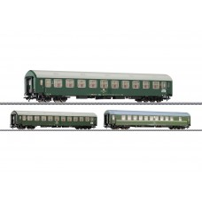 42981 Inter-Zone Express Train Passenger Car Set