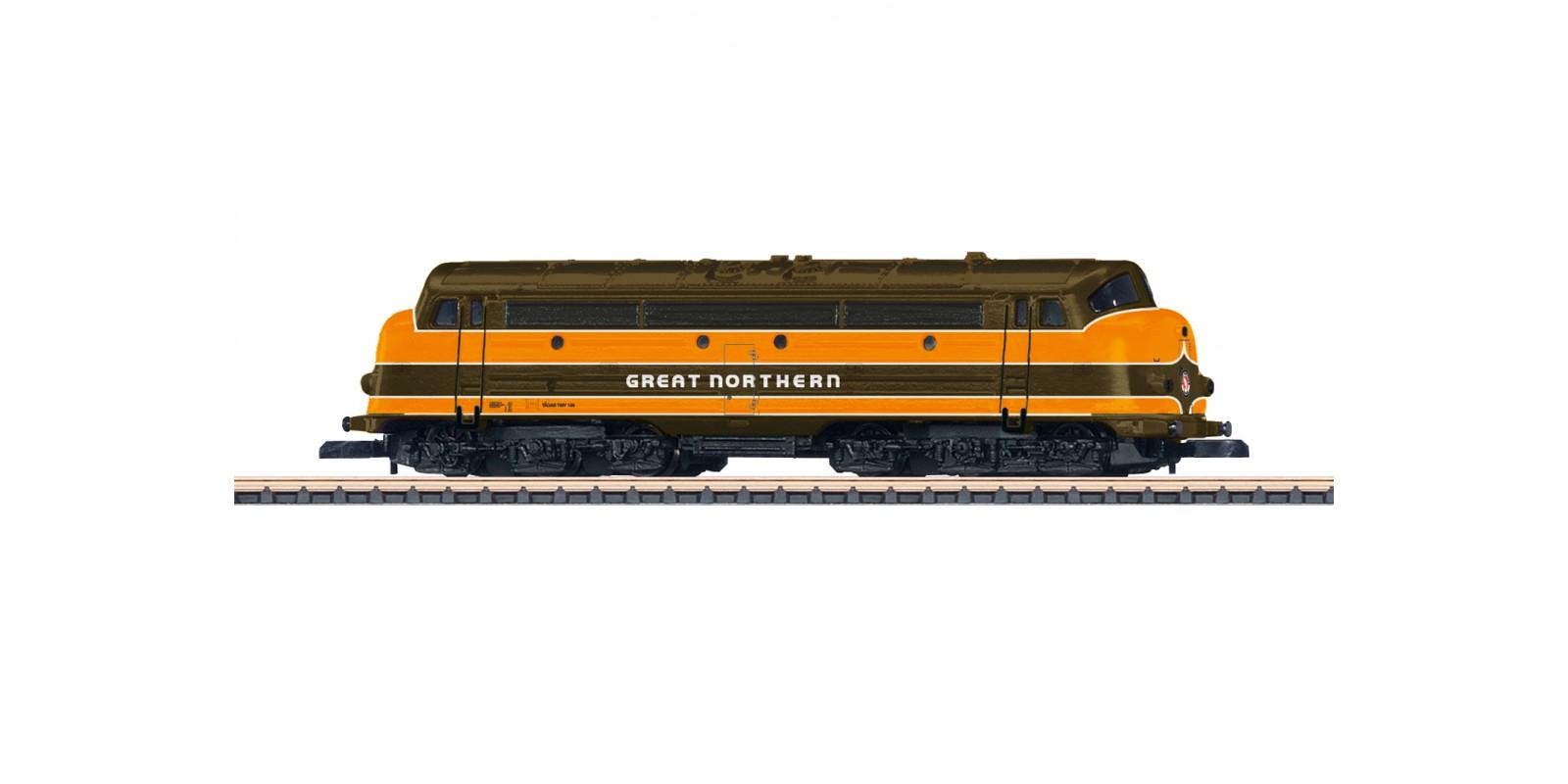88636 Class 1100 Diesel Lokomotive