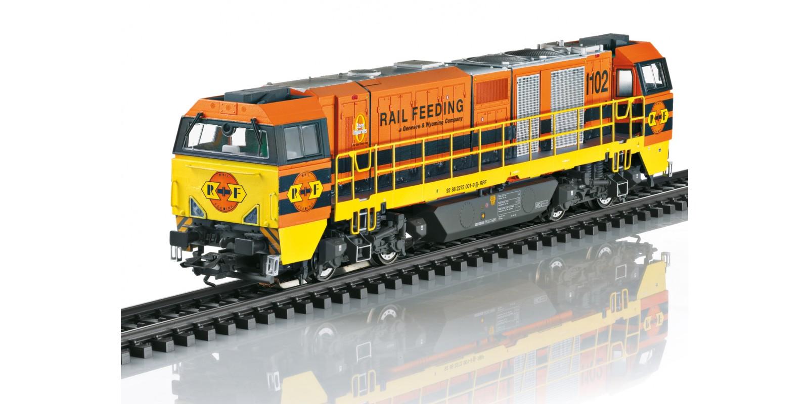 037298 Class G 2000 BB Vossloh Diesel Locomotive
