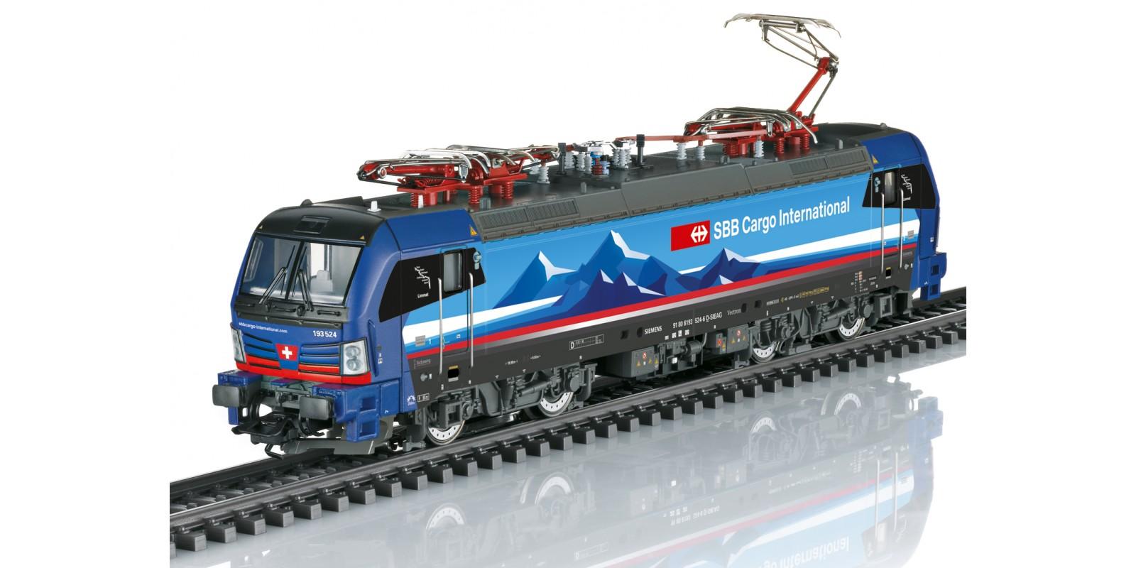 039199 Class 193 Electric Locomotive