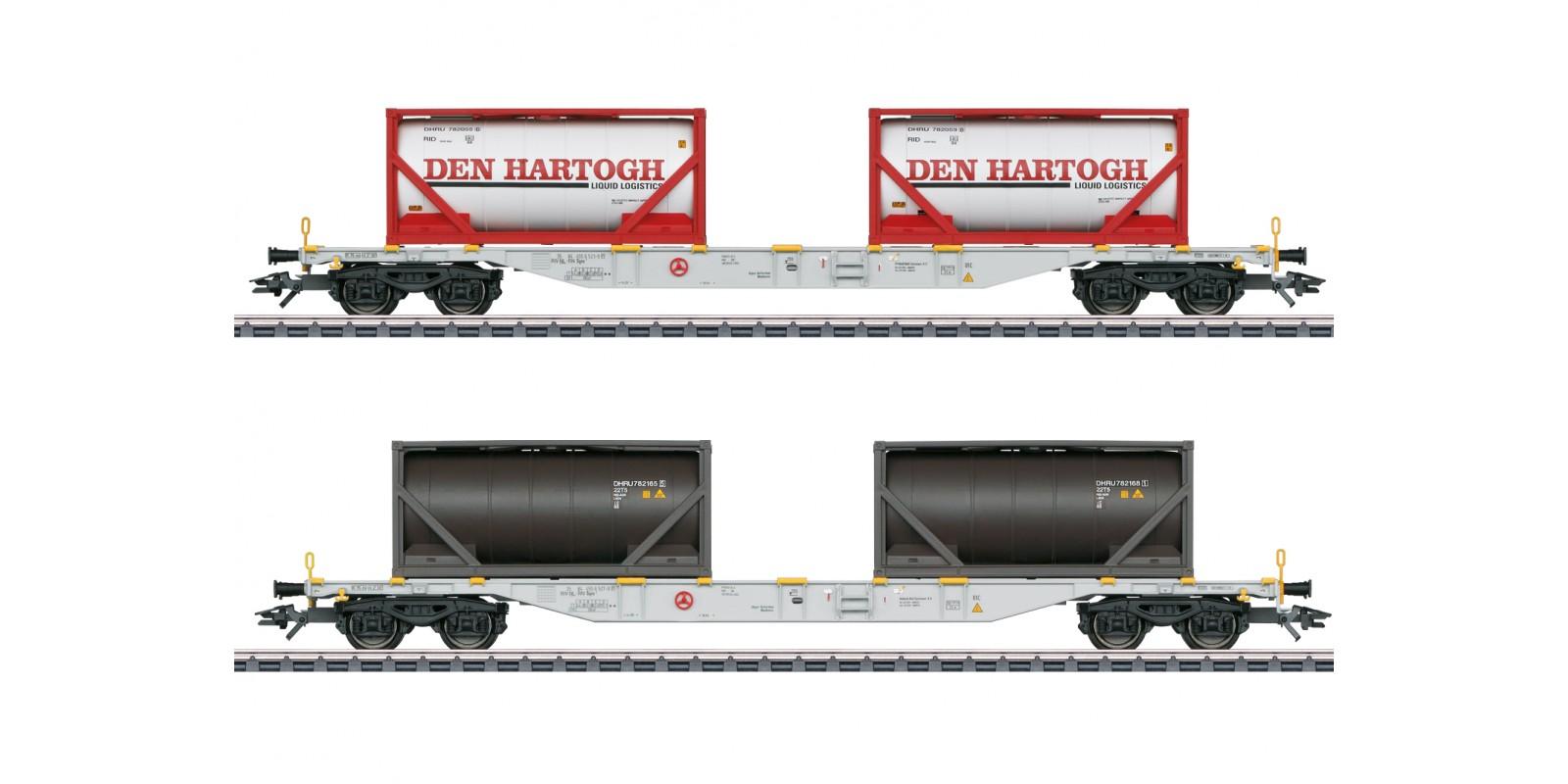 047137 Type Sgns Container Transport Car Set