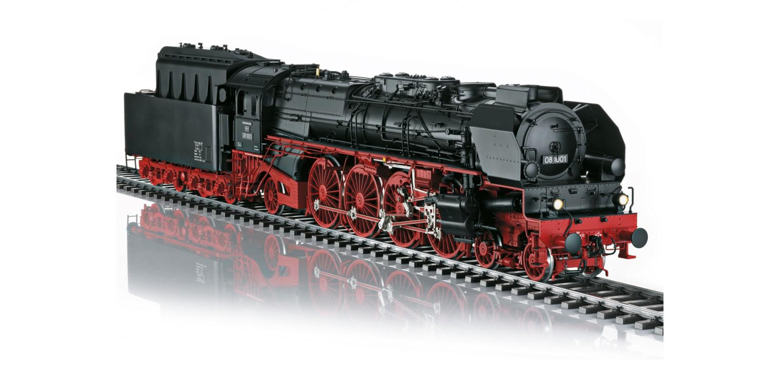 055081 Class 08 Steam Locomotive