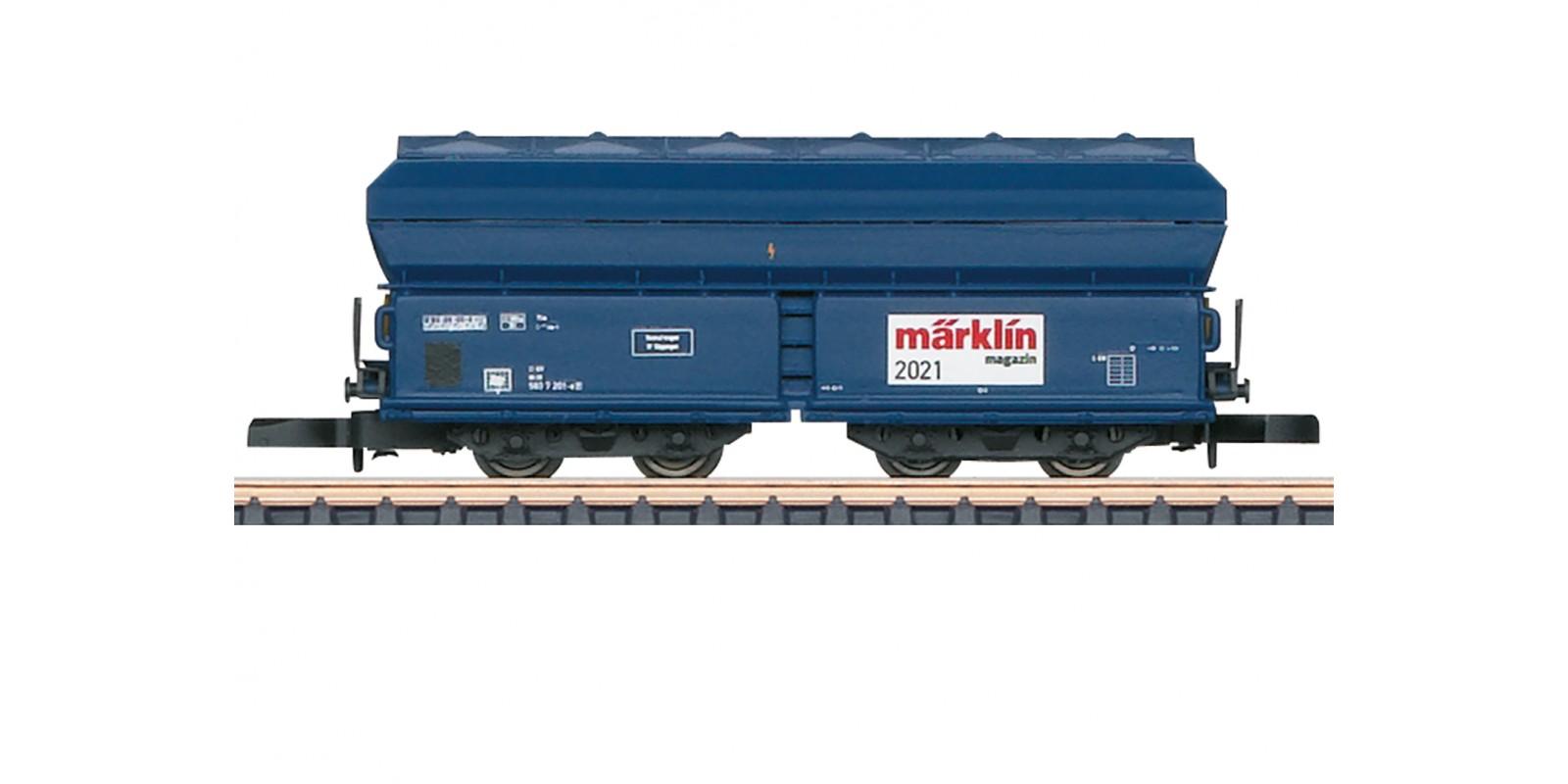 080831 Märklin Magazin Z Gauge Annual Car for 2021