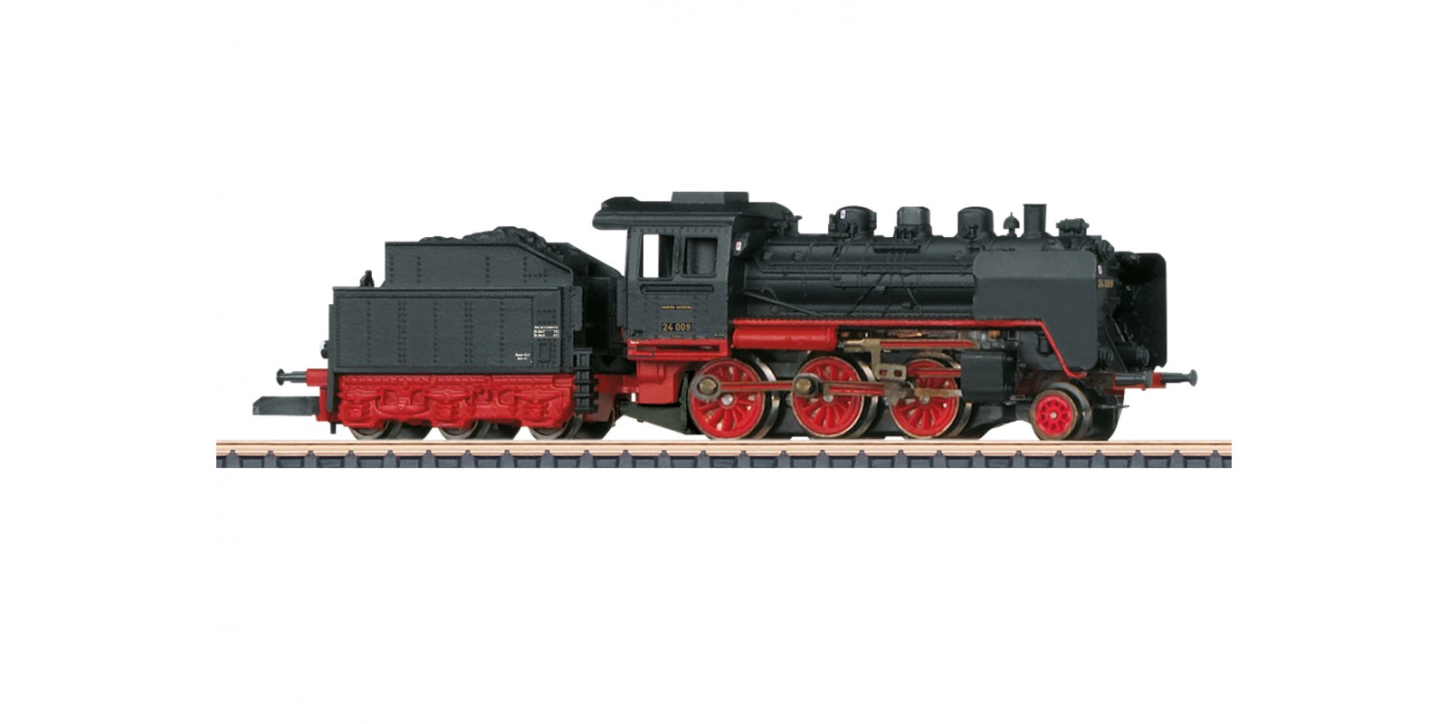 081874 Museum Passenger Train Starter Set