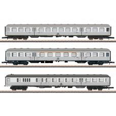 087189 Commuter Service Car Set