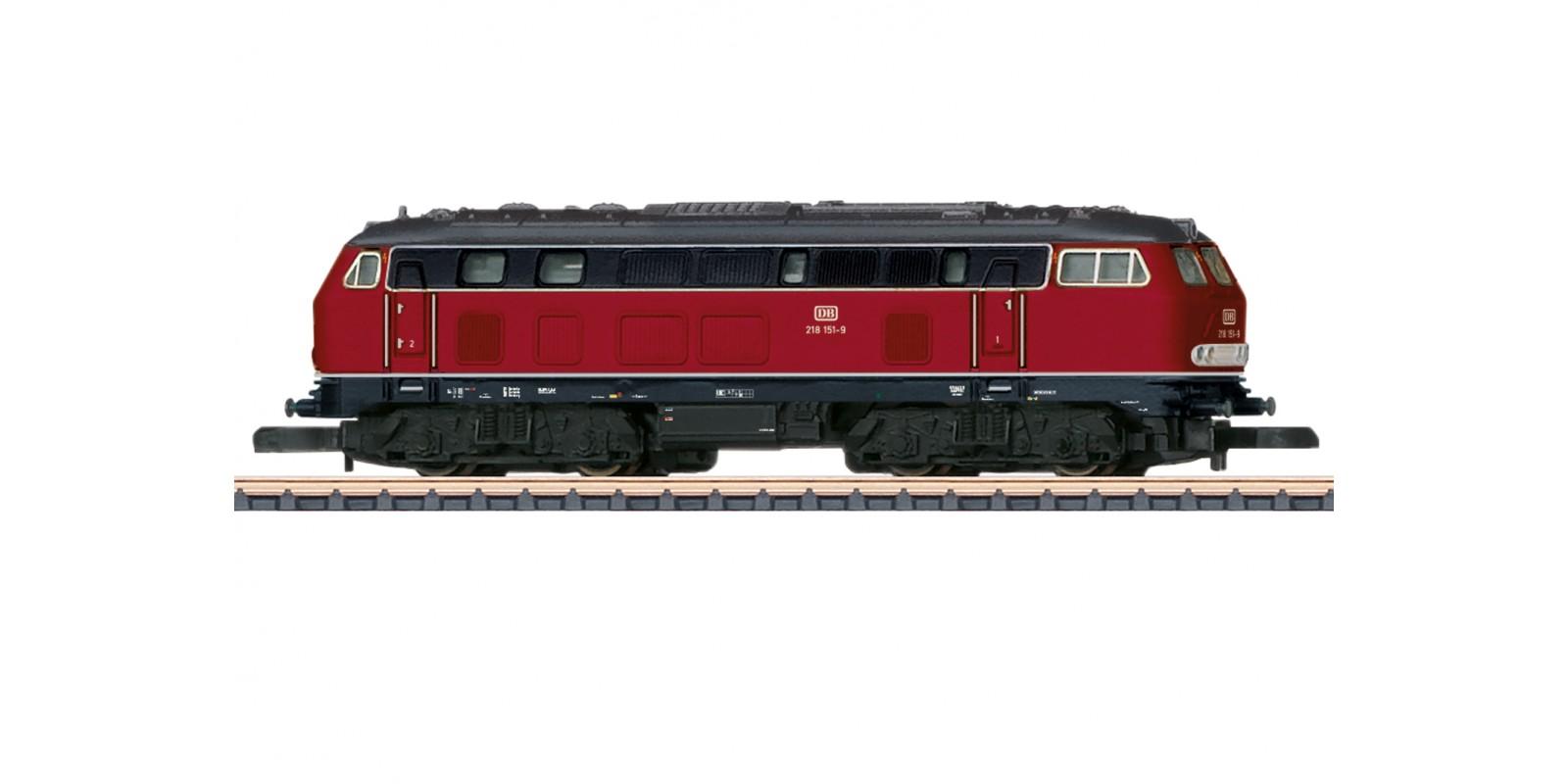 088792 Class 218 Diesel Locomotive
